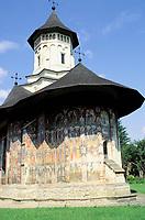 Moldovita  monastery - Moldavia - Romania