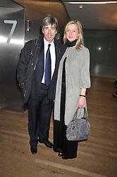 MR TIM & LADY HELEN TAYLOR at the Montblanc de la Culture Arts Patronage Award 2009 held at the Tate Modern, Bankside, London SE1 on 16th April 2009.