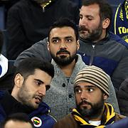 Bekir Irtegun during their Turkish super league soccer match Fenerbahce between Medipol Basaksehir at the Sukru Saracaoglu stadium in Istanbul Turkey on Sunday 13 December 2015. Photo by Kurtulus YILMAZ/TURKPIX