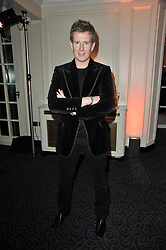 PATRICK KIELTY at Quintessentially's 10th birthday party held at The Savoy Hotel, London on 13th December 2010.