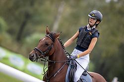 Blommaerts Lotte, BEL, Orchid's Kumara<br /> Nationaal Kampioenschap LRV Ponies <br /> Lummen 2020<br /> © Hippo Foto - Dirk Caremans<br /> 27/09/2020