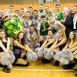 20170928: SLO, Basketball - Slovenian Super Cup 2017, KK Petrol Olimpija vs KK Krka