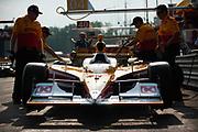 August 4-6, 2011. Indycar Honda Indy 200 at Mid Ohio. 28 Ryan Hunter-Reay DHL / Circle K / Sun Drop Citrus Soda   (Andretti Autosport)