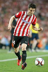 30.05.2015, Camp Nou, Barcelona, ESP, Copa del Rey, Athletic Club Bilbao vs FC Barcelona, Finale, im Bild Athletic de Bilbao's Markel Susaeta // during the final match of spanish king's cup between Athletic Club Bilbao and Barcelona FC at Camp Nou in Barcelona, Spain on 2015/05/30. EXPA Pictures © 2015, PhotoCredit: EXPA/ Alterphotos/ Acero<br /> <br /> *****ATTENTION - OUT of ESP, SUI*****