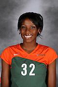 2008 Miami Hurricanes Volleyball Photo Day