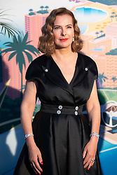 Carole Bouquet attends the Rose Ball 2019 at Sporting in Monaco, Monaco. Photo by Palais Princier/Olivier Huitel/SBM/ABACAPRESS.COM