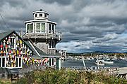 Bernard, Mount Desert Island, Maine, ME, USA