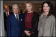 NICKY HASLAM; PRINCESS MICHAEL OF KENT, LUISA BECCARIA, Ralph Lauren host launch party for Nicky Haslam's book ' A Designer's Life' published by Jacqui Small. Ralph Lauren, 1 Bond St. London. 19 November 2014