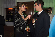 ROCCO FORTE; GEORGE NORTHCOTT; QUENTIN JONES; , The Brown's Hotel Summer Party hosted by Sir Rocco Forte and Olga Polizzi, Brown's Hotel. Albermarle St. London. 14 May 2015