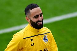 Erhun Oztumer - Mandatory by-line: Dougie Allward/JMP - 17/10/2020 - FOOTBALL - Memorial Stadium - Bristol, England - Bristol Rovers v Burton Albion - Sky Bet League One