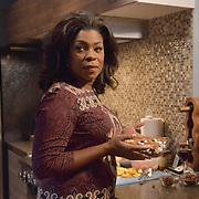 "ROSEWOOD: Lorraine Toussaint in the ""Prosopagnosia & Parrotfish"" episode of ROSEWOOD airing Thursday, Nov. 17 (8:00-8:59 PM ET/PT) on FOX. ©2016 Fox Broadcasting Co. CR: Lisa Rose/FOX"