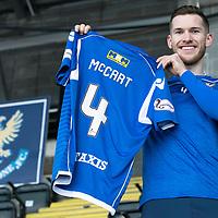 St Johnstone Sign Jamie McCart