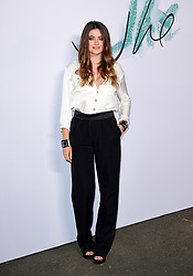 Millie Brady attending the Serpentine Summer Party 2017, presented by the Serpentine and Chanel, held at the Serpentine Galleries Pavilion, in Kensington Gardens, London.
