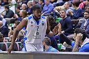 DESCRIZIONE : Eurocup 2015-2016 Last 32 Group N Dinamo Banco di Sardegna Sassari - Cai Zaragoza<br /> GIOCATORE : Tony Mitchell<br /> CATEGORIA : Fair Play Panchina<br /> SQUADRA : Dinamo Banco di Sardegna Sassari<br /> EVENTO : Eurocup 2015-2016<br /> GARA : Dinamo Banco di Sardegna Sassari - Cai Zaragoza<br /> DATA : 27/01/2016<br /> SPORT : Pallacanestro <br /> AUTORE : Agenzia Ciamillo-Castoria/L.Canu