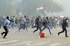 DEC 23 2012 Demonstration - India Gate