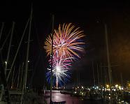 2016-11-05 - Yarmouth Fireworks