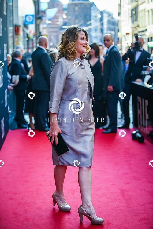 AMSTERDAM - De Nederlandse premiere van Elle, de nieuwste film van regisseur Paul Verhoeven. Met hier Betty Schuurman op de rode loper. FOTO LEVIN & PAULA PHOTOGRAPHY