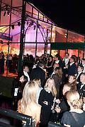 KATE REARDON, Evgeny Lebedev and Graydon Carter hosted the Raisa Gorbachev charity Foundation Gala, Stud House, Hampton Court, London. 22 September 2011. <br /> <br />  , -DO NOT ARCHIVE-© Copyright Photograph by Dafydd Jones. 248 Clapham Rd. London SW9 0PZ. Tel 0207 820 0771. www.dafjones.com.
