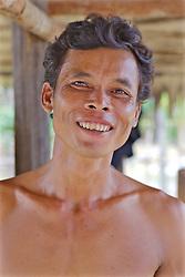 Portrait of Local Man
