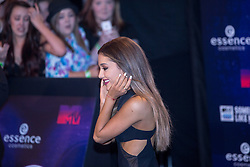 Ariana Grande. Red carpets arrivals at the MTV EMA's 2014 at The Hydro on November 9, 2014 in Glasgow, Scotland.