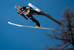 Dawid Kubacki (POL) during the Qualification Round of the Ski Flying Hill Individual Competition at Day 1 of FIS Ski Jumping World Cup Final 2019, on March 21, 2019 in Planica, Slovenia. Photo by Masa Kraljic / Sportida