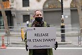 Free Stan Swamy Protest