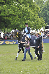 , Hamburger Spring und Dressur Derby 17. - 20.05.2012, Siegerehrung Dressur