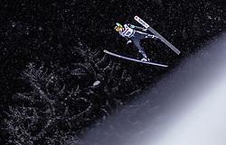 18.01.2019, Wielka Krokiew, Zakopane, POL, FIS Weltcup Skisprung, Zakopane, Qualifikation, im Bild Timi Zajc (SLO) // Timi Zajc of Slovenia during his Qualification Jump of FIS Ski Jumping World Cup at the Wielka Krokiew in Zakopane, Poland on 2019/01/18. EXPA Pictures © 2019, PhotoCredit: EXPA/ JFK