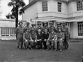 1959 – 26/02 Red Cross Civil Defence Course at Ratra House, Phoenix Park