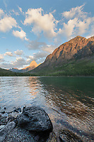 Kintla Lake Glacier National Park