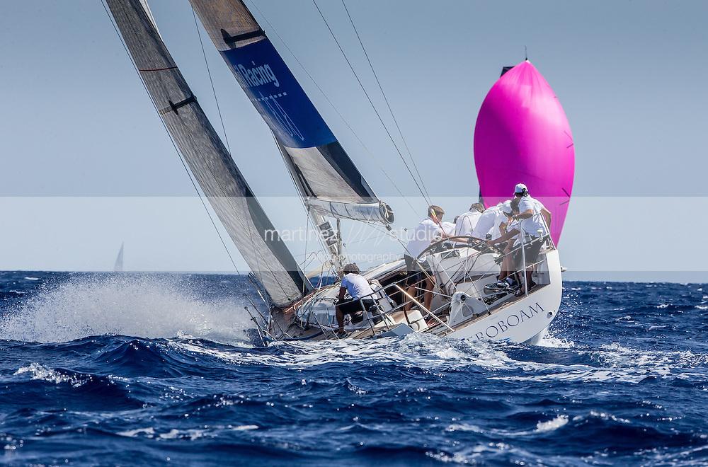 Copa del rey 2015. BMW sailing experience ©JesúsRenedo