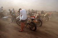 Motor<br /> Illustrasjonsbilder Paris Dakar<br /> Foto: Dppi/Digitalsport<br /> NORWAY ONLY<br /> <br /> Bildet er tatt i 1998