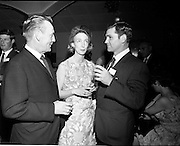 20/04/1970<br /> 04/20/1970<br /> 20 April 1970<br /> Tynagh Mines Dinner Dance at Loughrea, Co. Galway. Mr. R.O. Kingston, Mining Instructer Tynagh; Mrs S.P. Boland and Mr. A. Simms mining instructer Tynagh