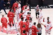 A|X Armani Exchange Milano-Olympiakos Syndesmos <br /> A|X Armani Exchange Milano-Olympiakos Syndesmos Filathlōn Peiraiōs<br /> Eurolega 2018-2019<br /> Milano 21/02/2019<br /> M.Ciaramicoli | Ciamillo-Castoria