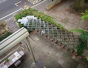 Bike Stand, Old Parsonage Hotel, Oxford. Architect: James Wyman Architects