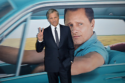 November 13, 2018 - New York, NY, USA - November 13, 2018 New York City..Viggo Mortensen attending the premiere of 'Green Book' on November 13, 2018 in New York City. (Credit Image: © Kristin Callahan/Ace Pictures via ZUMA Press)