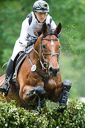 Klimke Ingrid, (GER), Horseware Hale Bob   <br /> Cross country - CIC3* Luhmuhlen 2016<br /> © Hippo Foto - Jon Stroud<br /> 18/06/16