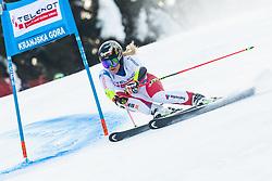 Lara Gut-Behrami (SUI) during Ladies' Giant Slalom at 57th Golden Fox event at Audi FIS Ski World Cup 2020/21, on January 17, 2021 in Podkoren, Kranjska Gora, Slovenia. Photo by Vid Ponikvar / Sportida