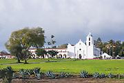 Mission San Luis Rey de Francia In Oceanside