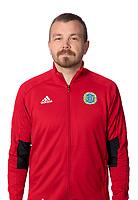 180301 Sundsvall:s assisterande tränare Henrik Åhnstrand poserar för ett porträtt den 1 Mar 2018 i Sundsvall.<br /> Foto: Pelle Börjesson / Idrottsfoto / BILDBYRÅN / COP 205