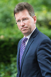 Downing Street,  London, June 27th 2015. Attorney General Jeremy Wright arrives for the first post-Brexit cabinet meeting at 10 Downing Street