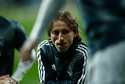 March 2, 2019 - Madrid, MADRID, SPAIN - Luka Modric of Real Madrid during the spanish league, La Liga, football match played between Real Madrid and FC Barcelona at Santiago Bernabeu Stadium in Madrid, Spain, on March 02, 2019. (Credit Image: © AFP7 via ZUMA Wire)