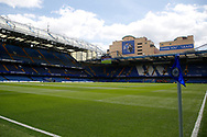 Stamford Bridge Stadium during the Premier League match between Chelsea and Sunderland at Stamford Bridge, London, England on 21 May 2017. Photo by Andy Walter.