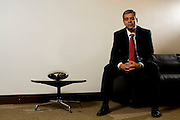 Belo Horizonte_MG, Brasil...Retrato de Darcton Policarpo Damiao, diretor de Pesquisa e Inovacao da Usiminas...The Darcton Policarpo Damiao portrait, He is the research and innovation director of Usiminas...Foto: LEO DRUMOND / NITRO