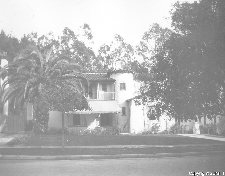 Circa 1930 1830 Outpost Dr. in the Outpost Estates