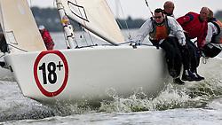 Medemblik, the Netherlands, September 12th 2009. Maxfun NK. © Sander van der Borch