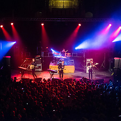 Kodaline at the Anglican Cathedral as part of Sound City in Liverpool, 3rd May, 2014.