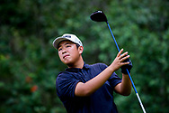 20-07-2019 Pictures of the final day of the Zwitserleven Dutch Junior Open at the Toxandria Golf Club in The Netherlands.<br /> LIU, Enhua