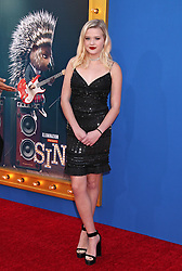 Ava Elizabeth Phillippe (Reese's daughter), Universal Pictures film premiere for Sing at LA Live (Los Angeles, CA.)