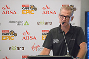 The 2018 ABSA Cape Epic press conference held as Sun Square in Cape Town on the 15th of March 2018. Image by Greg Beadle